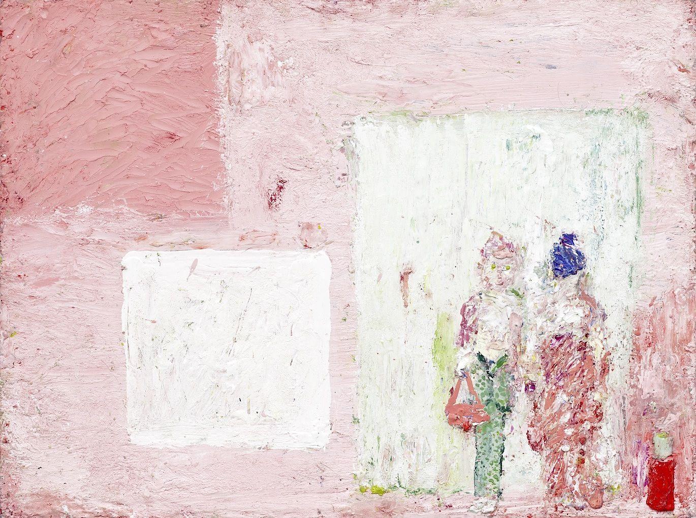 THOMAS TROSCH, Two Ladies,2013