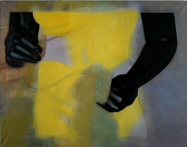 Robert Overby, Black Hands ref #365, 1977