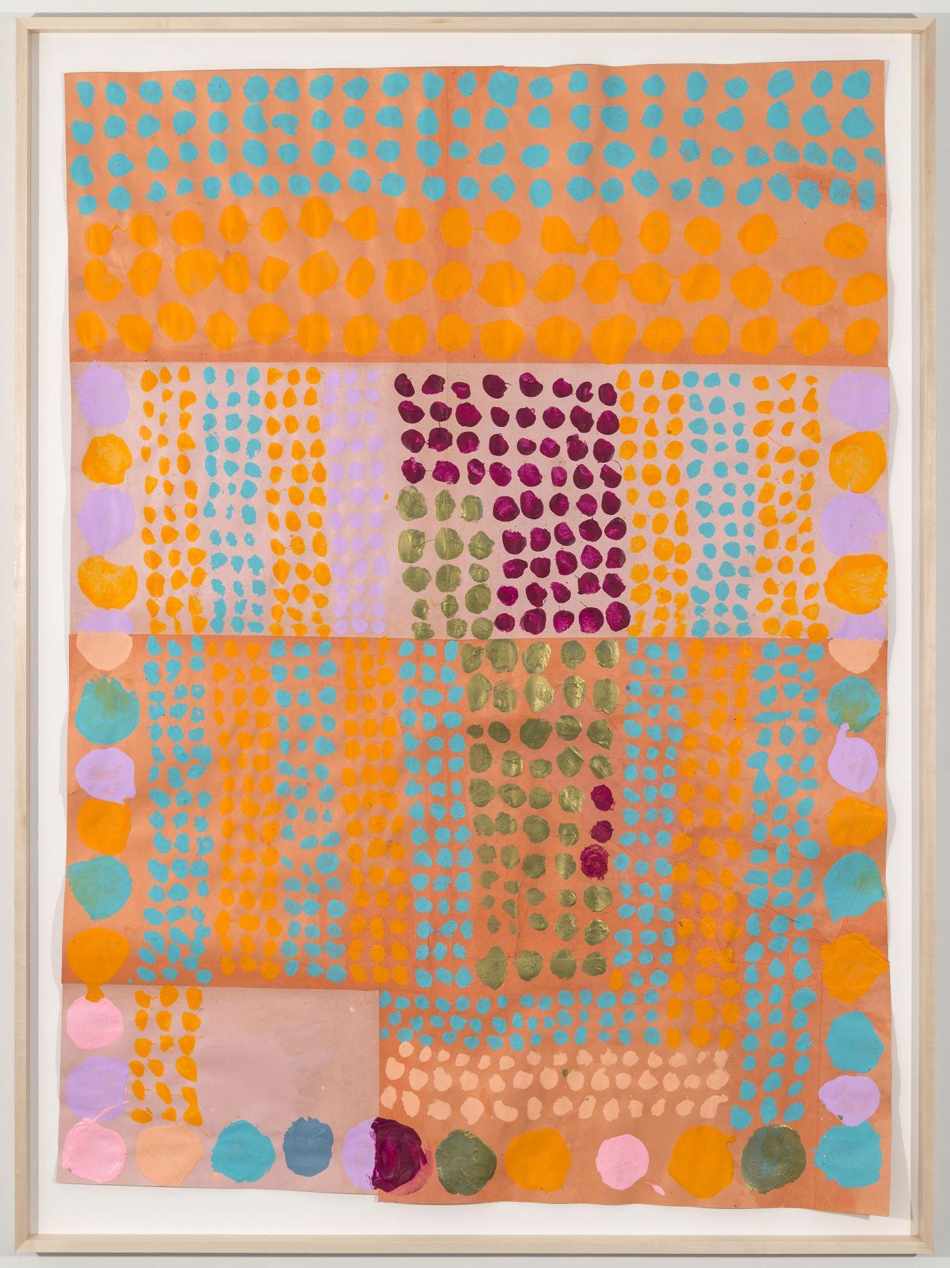 BRIAN BELOTT, Applaud Pinwheels,2015