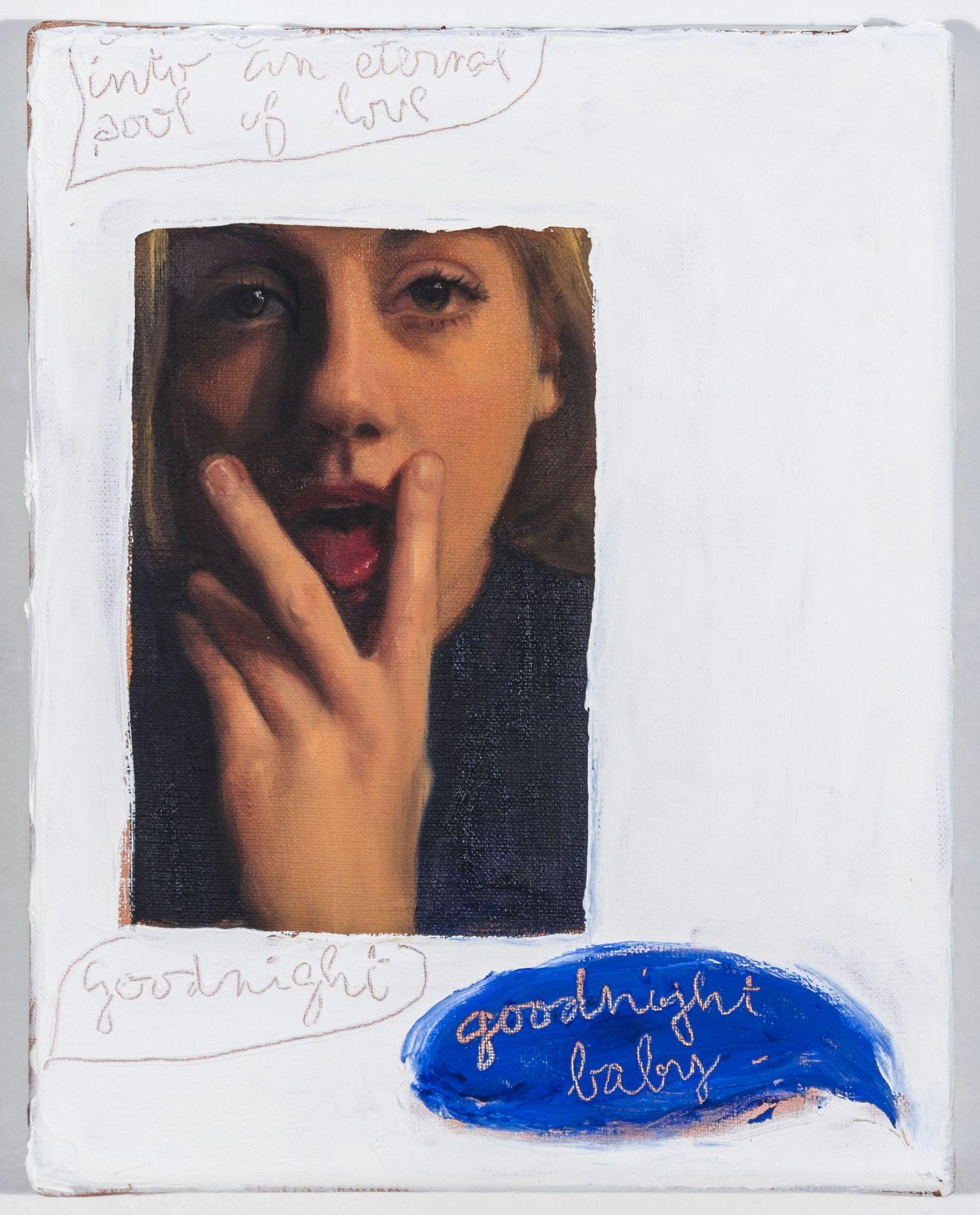 Jenna Gribbon, -goodnight, -goodnight baby, 2018