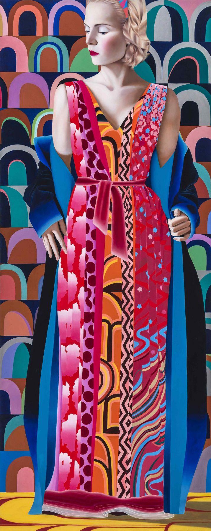 Jocelyn Hobbie Rainbows, 2015