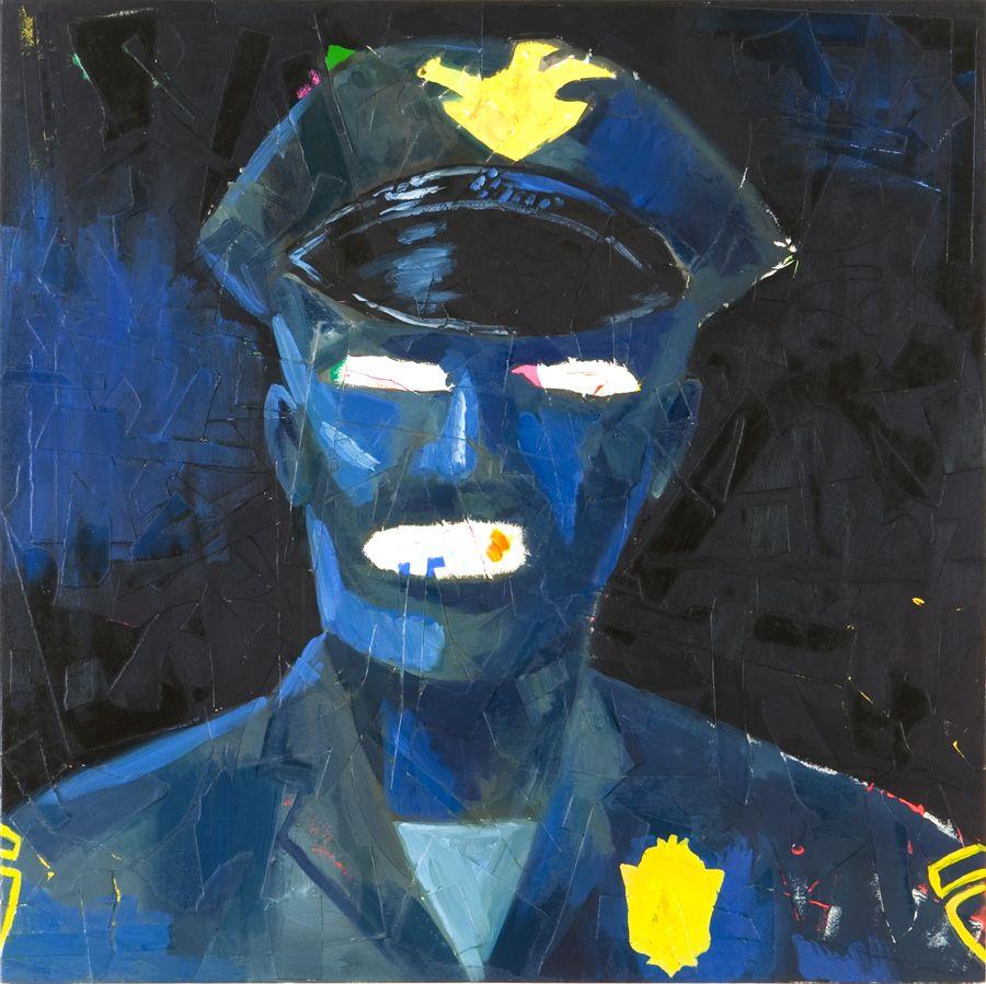 LAMAR PETERSON, Cop,2007