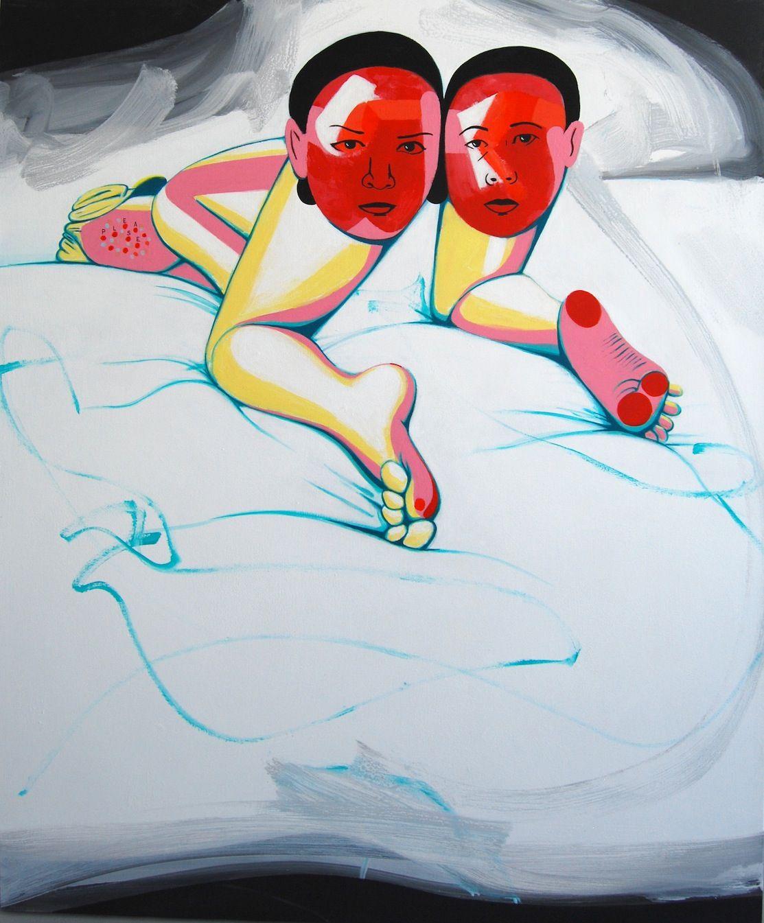 DAVID HUMPHREY, Two Mugs, 2013