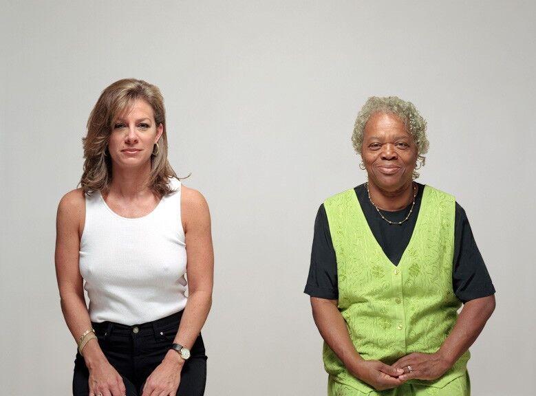 Julie Moos, Domestic: Lita & Willie Mae, 2001