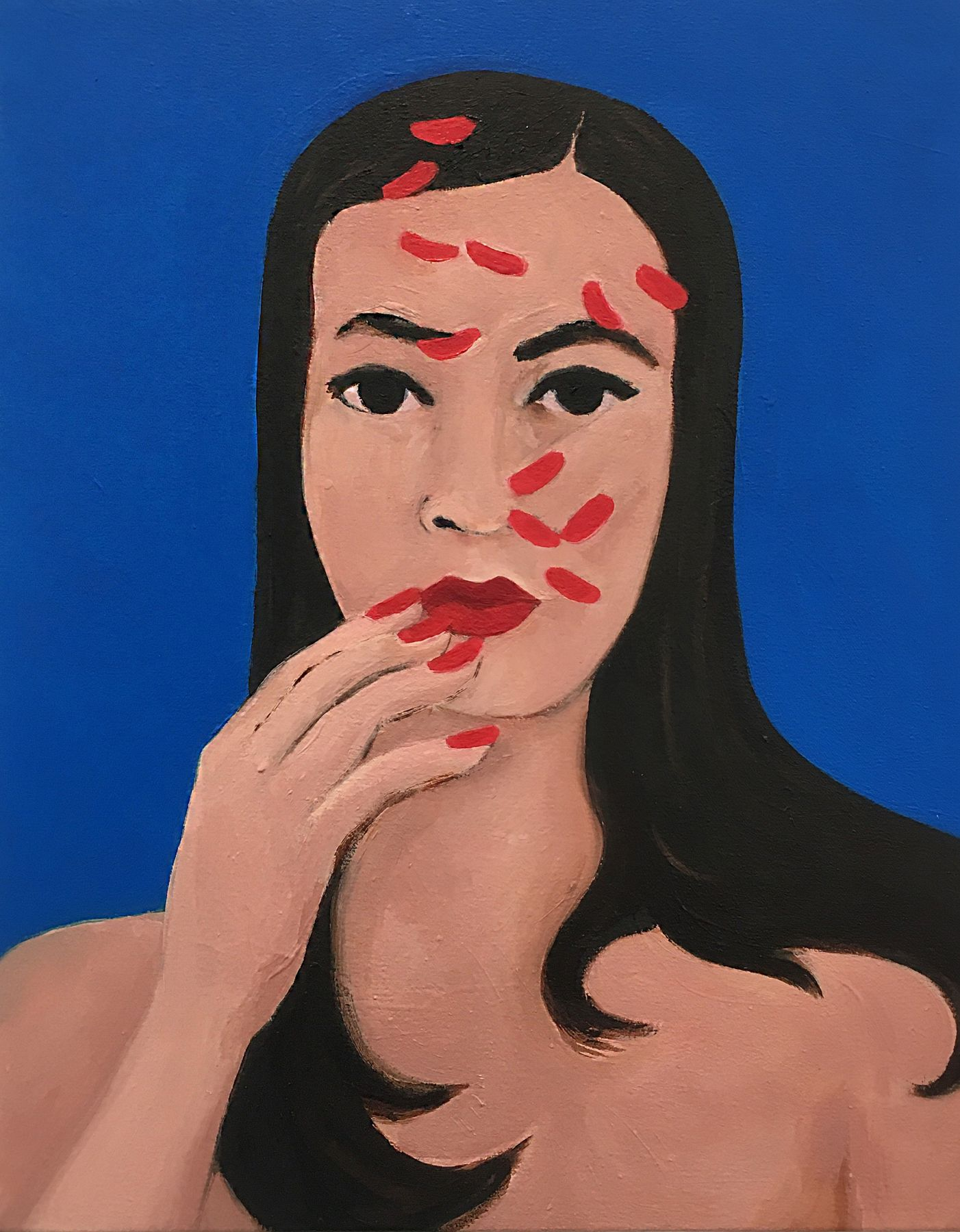 Becky Kolsrud Untitled (Nails), 2019