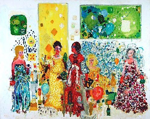 THOMAS TROSCH, Liberté, Frivolité, Egalité,2002