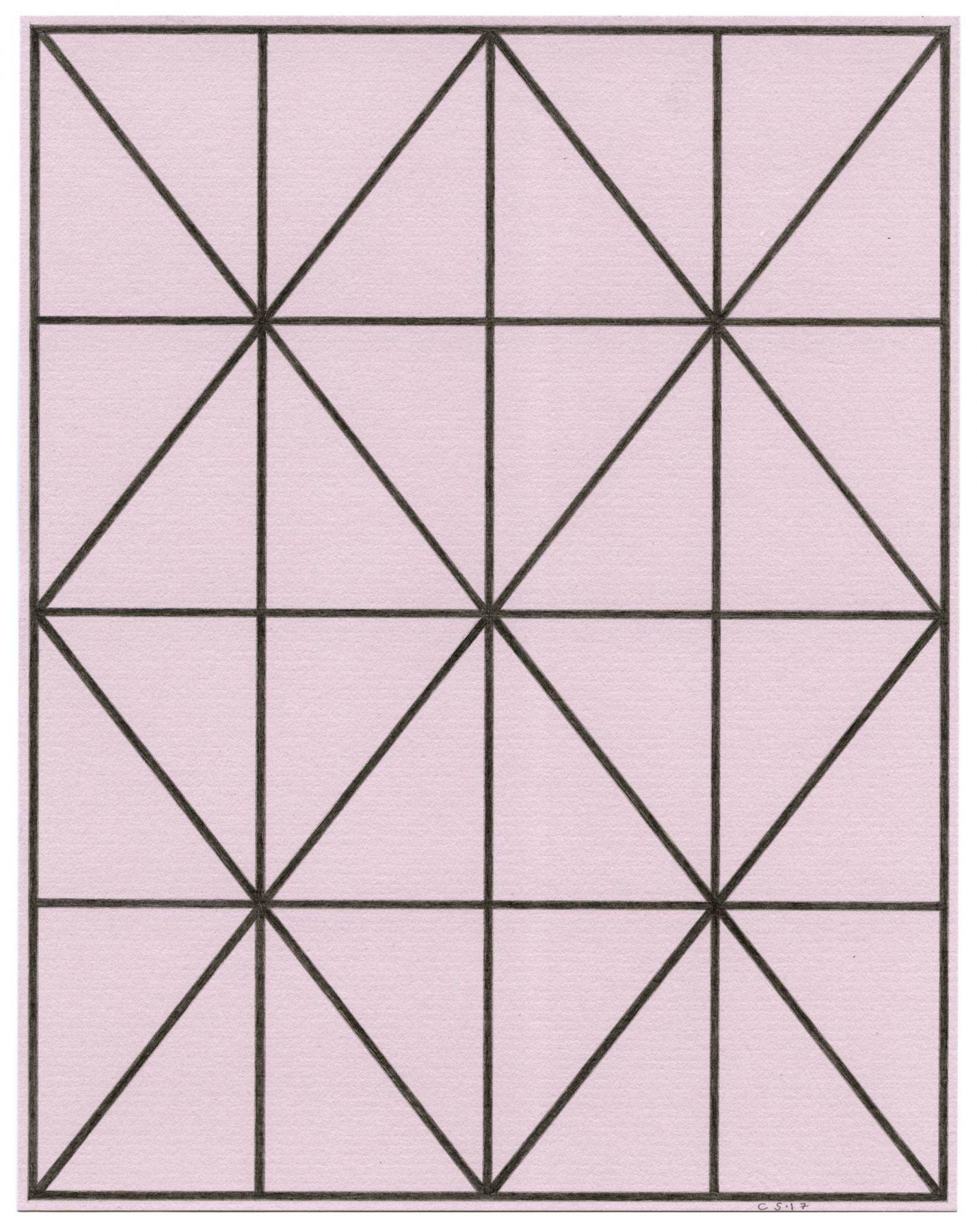Cary Smith Complex Diagonals #6, 2017