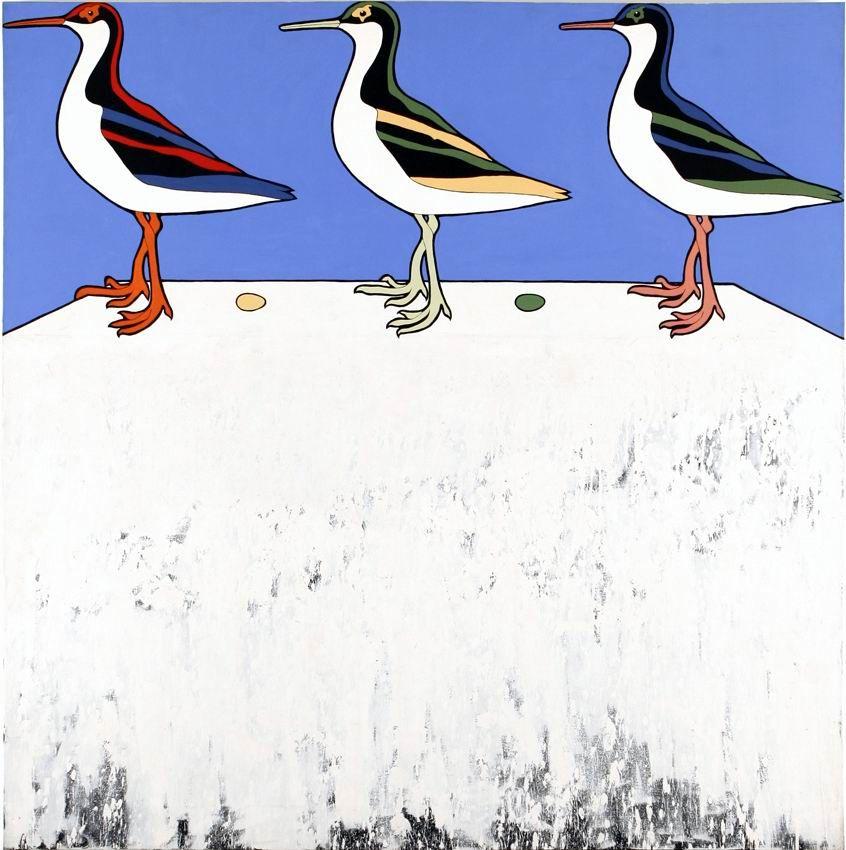 JOHN WESLEY, Phalarope,1968