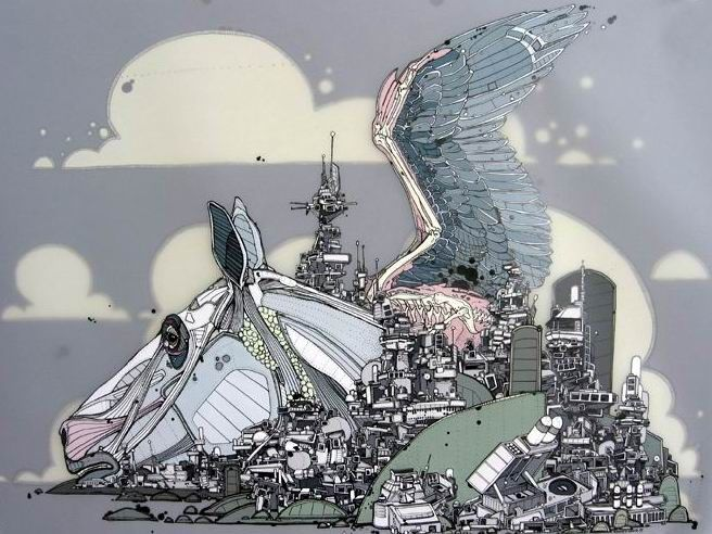 Nicholas Di Genova, Pegasus, 2004-2005