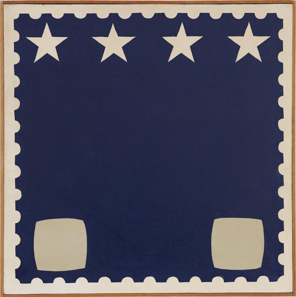 JOHN WESLEY, Stamp,1961