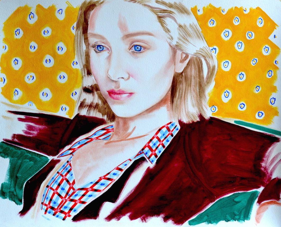 JOCELYN HOBBIE Untitled, 2016