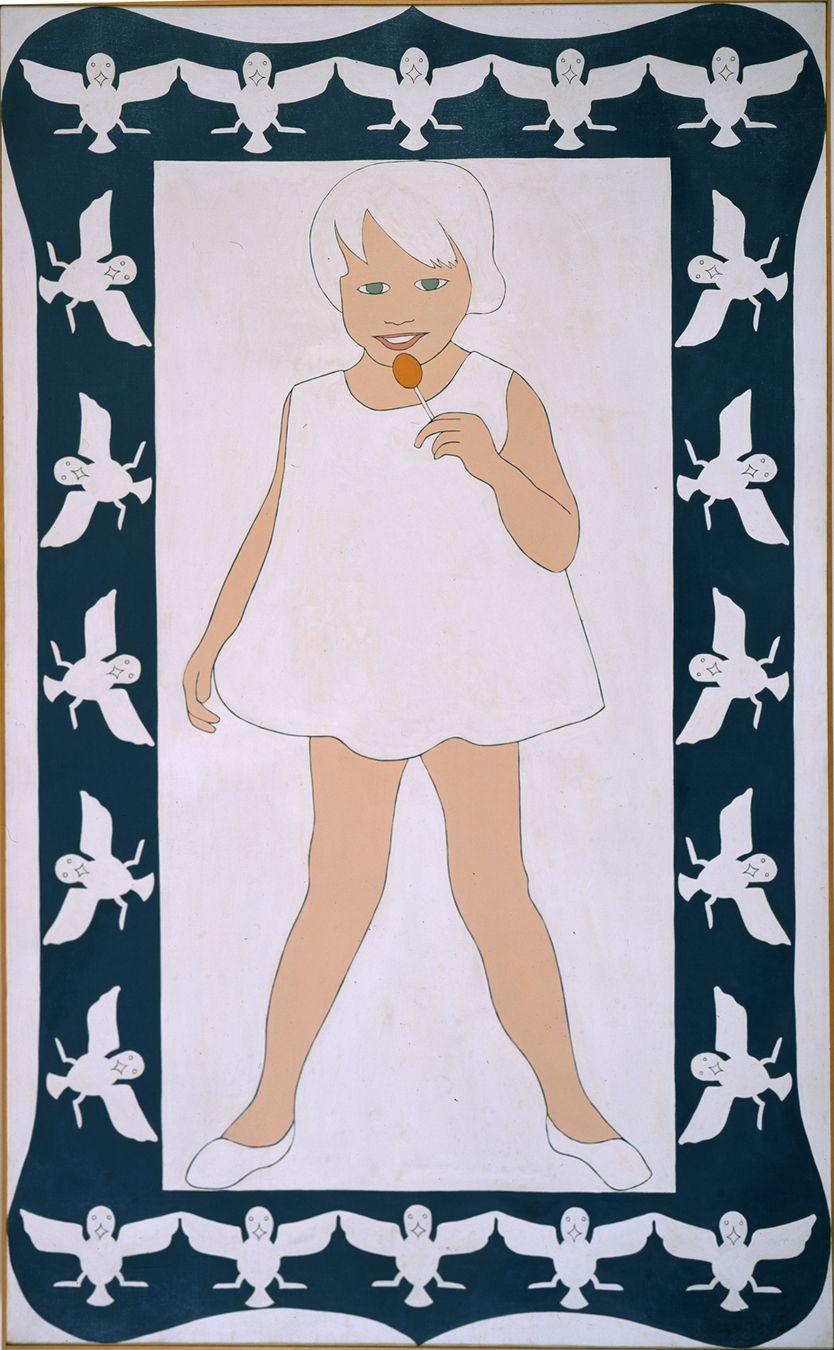 JOHN WESLEY, Bird Girl,1963