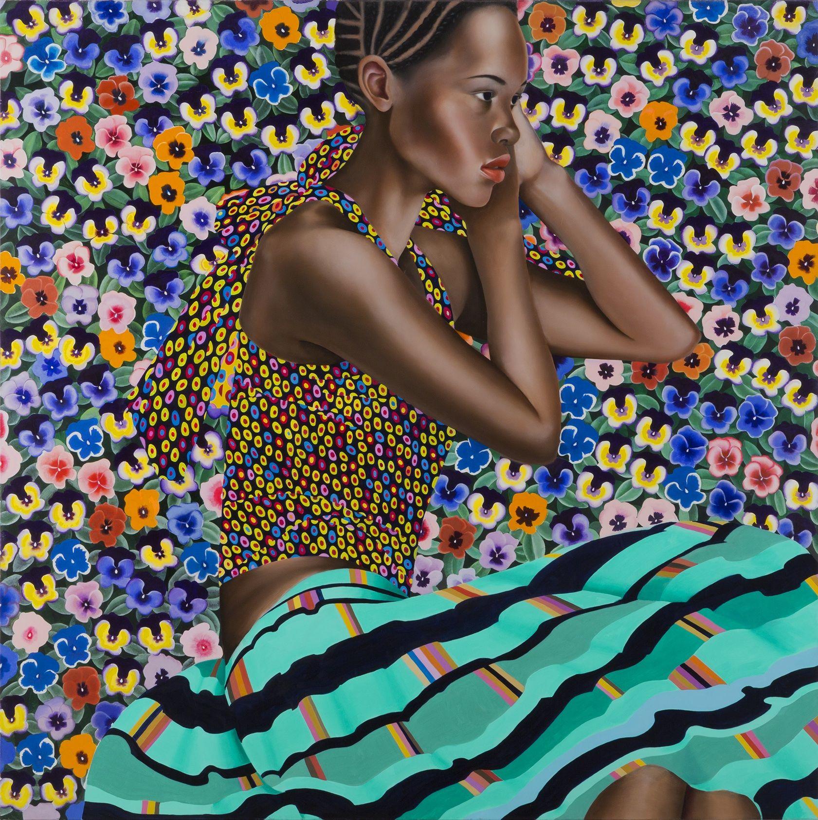 Jocelyn Hobbie Abundance, 2015