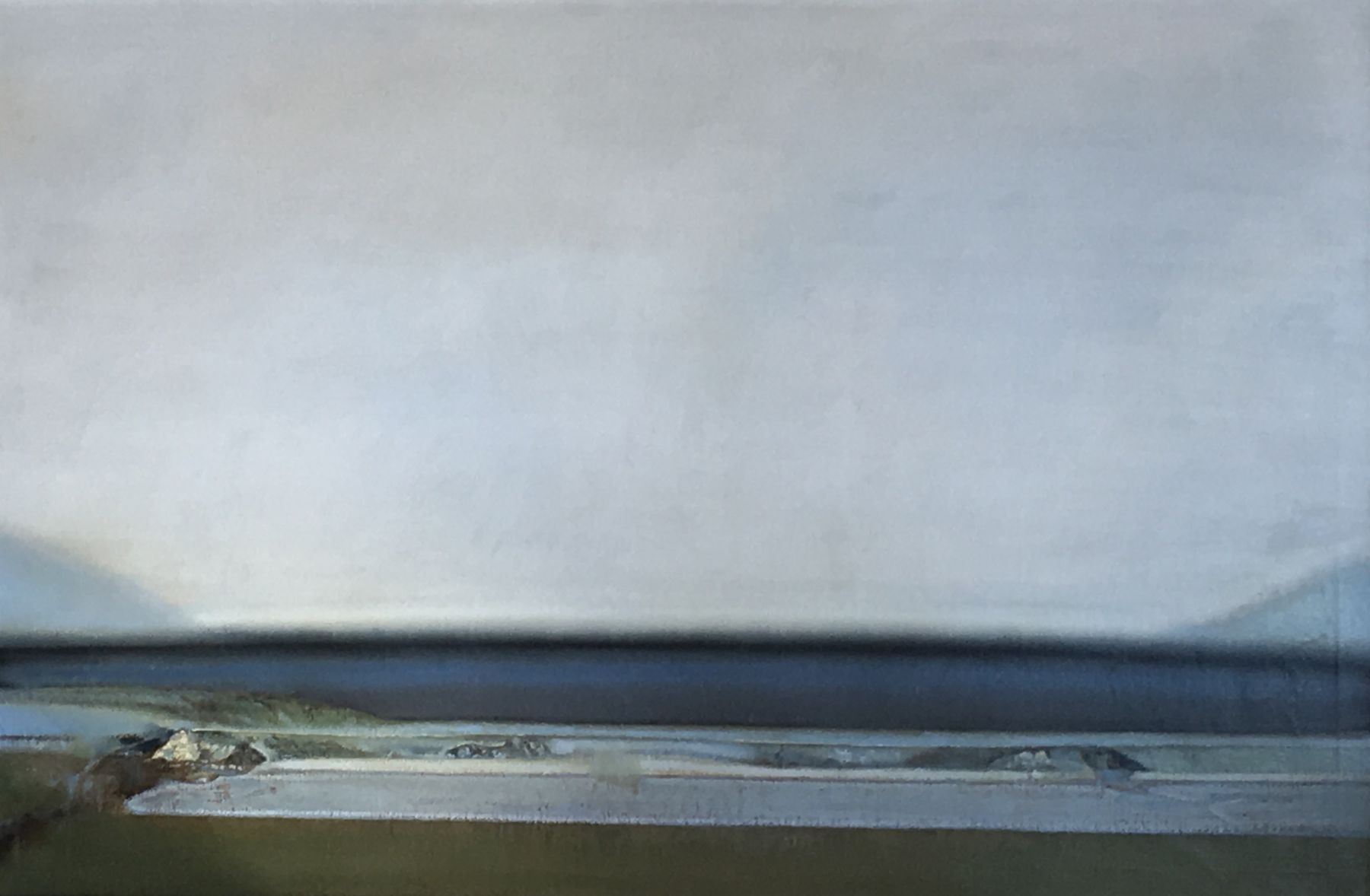 Horizon Line, Doug Snow, utah artist