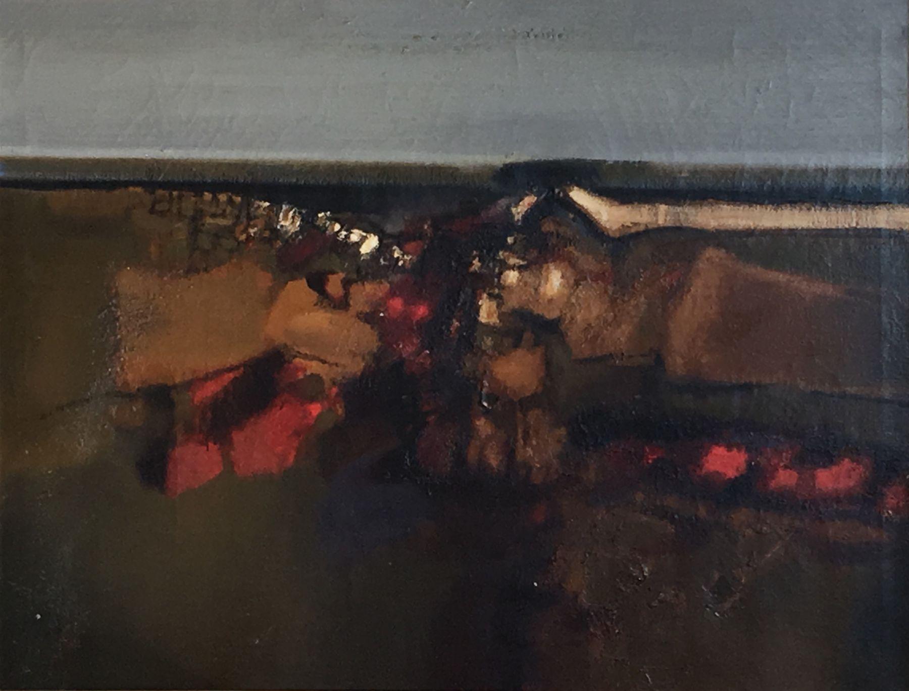 Doug Snow, utah artist, havasu cliffs