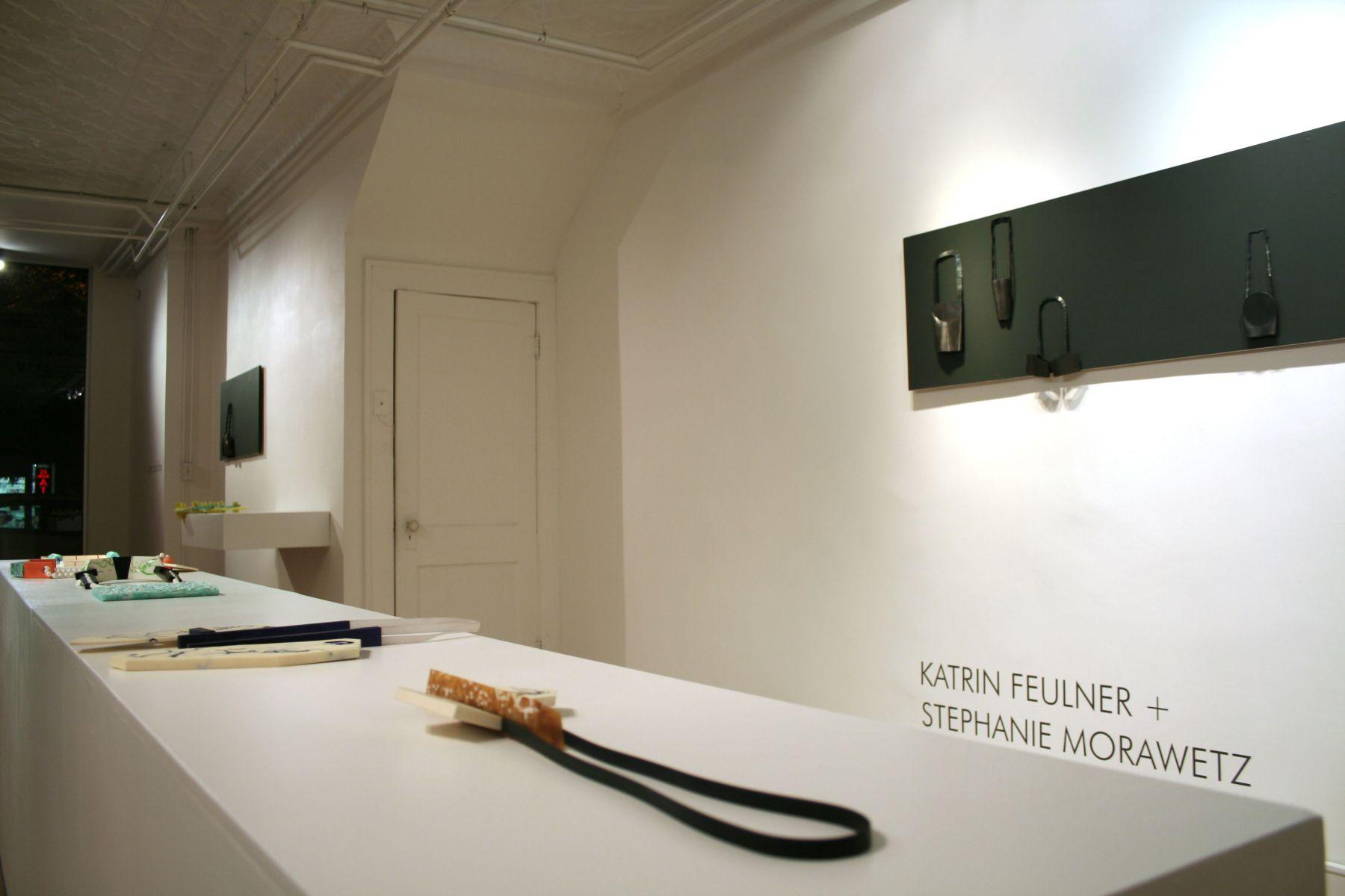 Katrin Feulner, Stephanie Morawetz