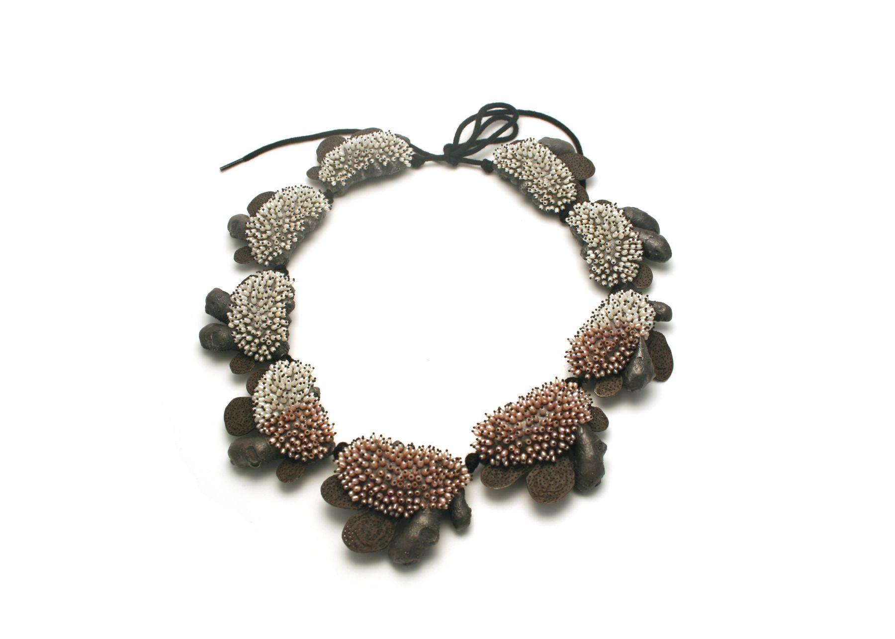 Sam Tho Duong, Ginger necklace, Ingwer