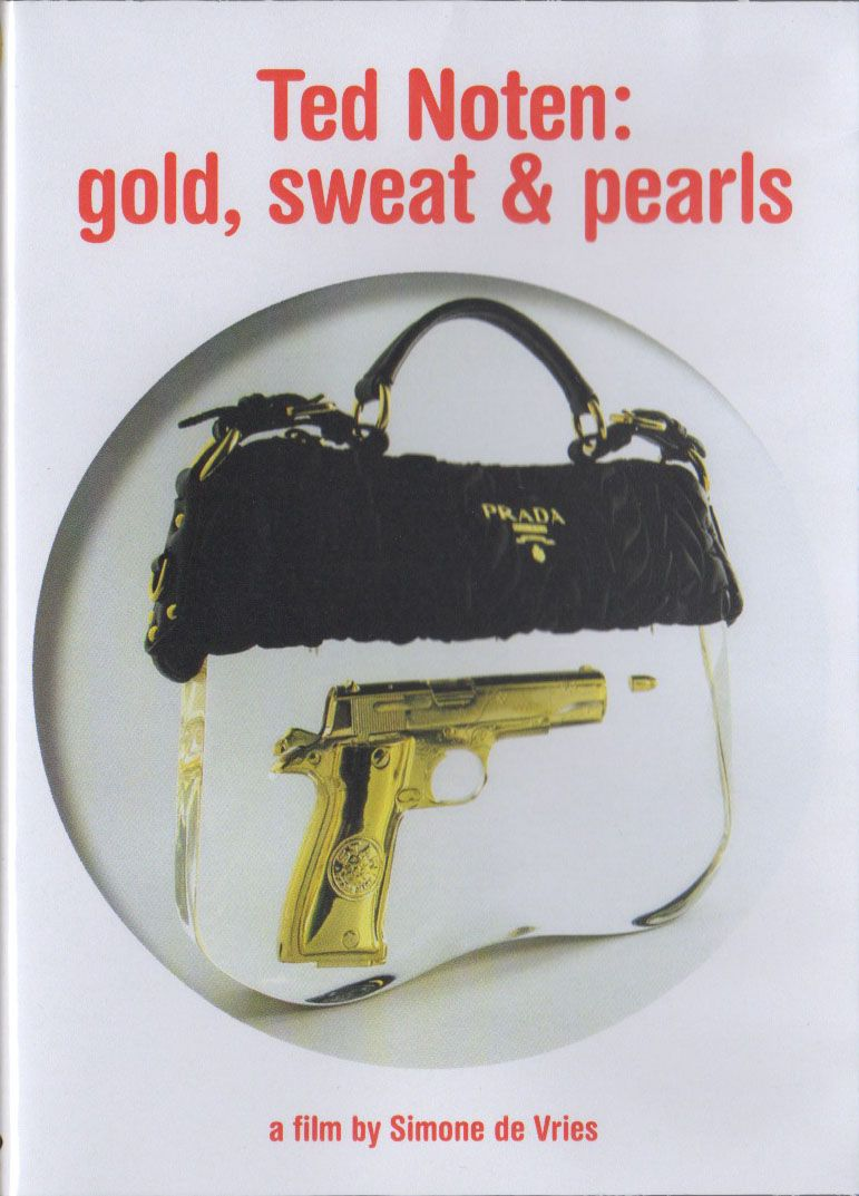 Ted Noten Blood Sweat and Pearls DVD