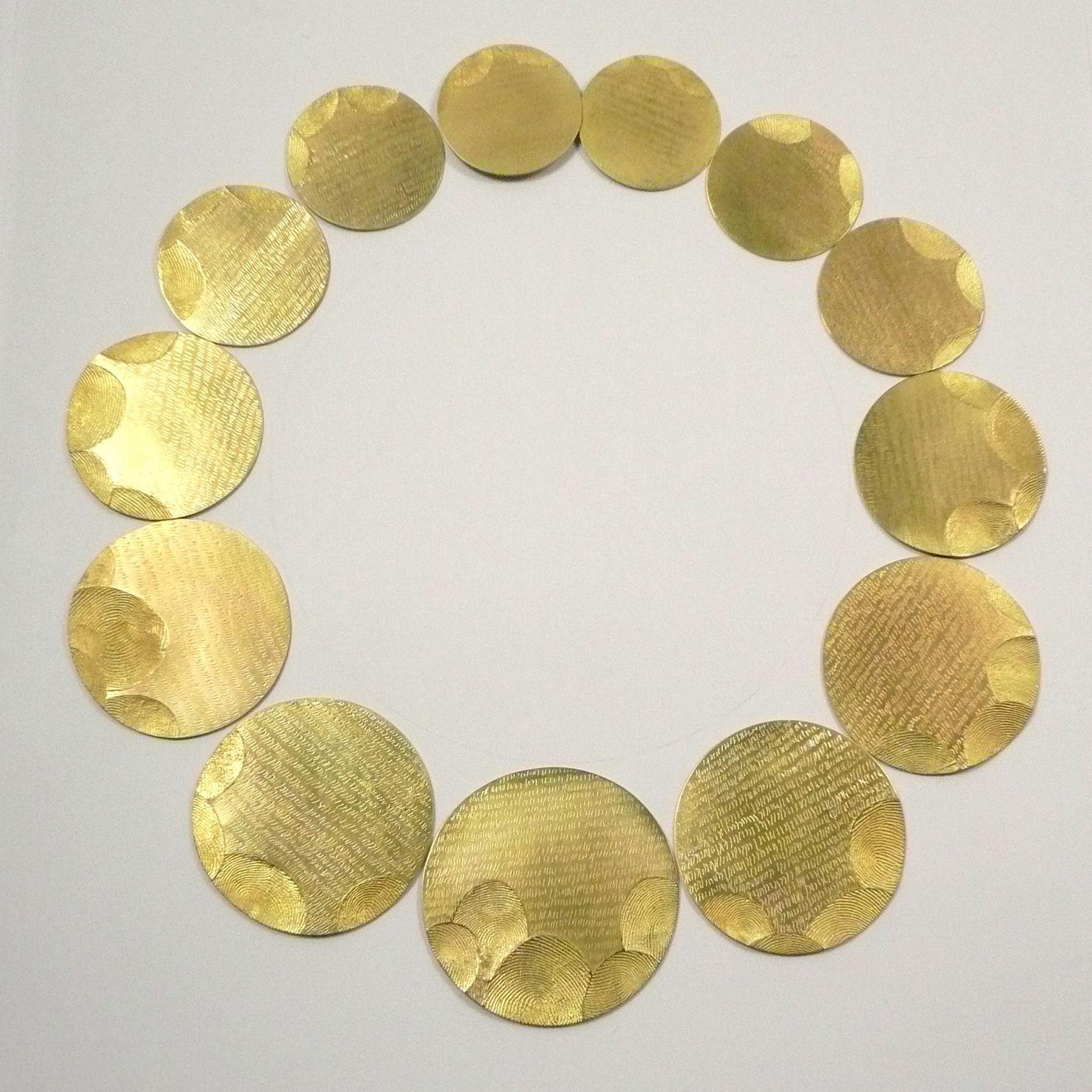Gerd Rothmann gold necklace