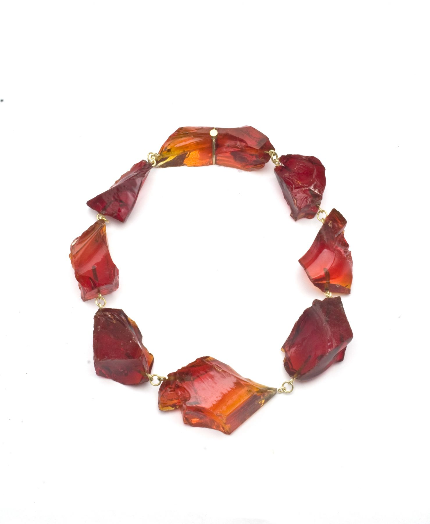 Philip Sajet Collier Rouge Necklace