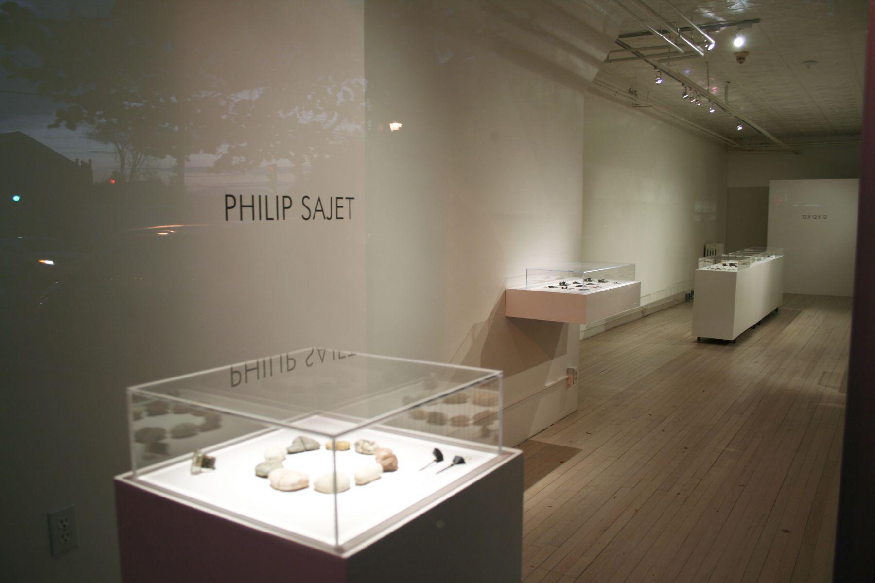 Philip Sajet exhibition