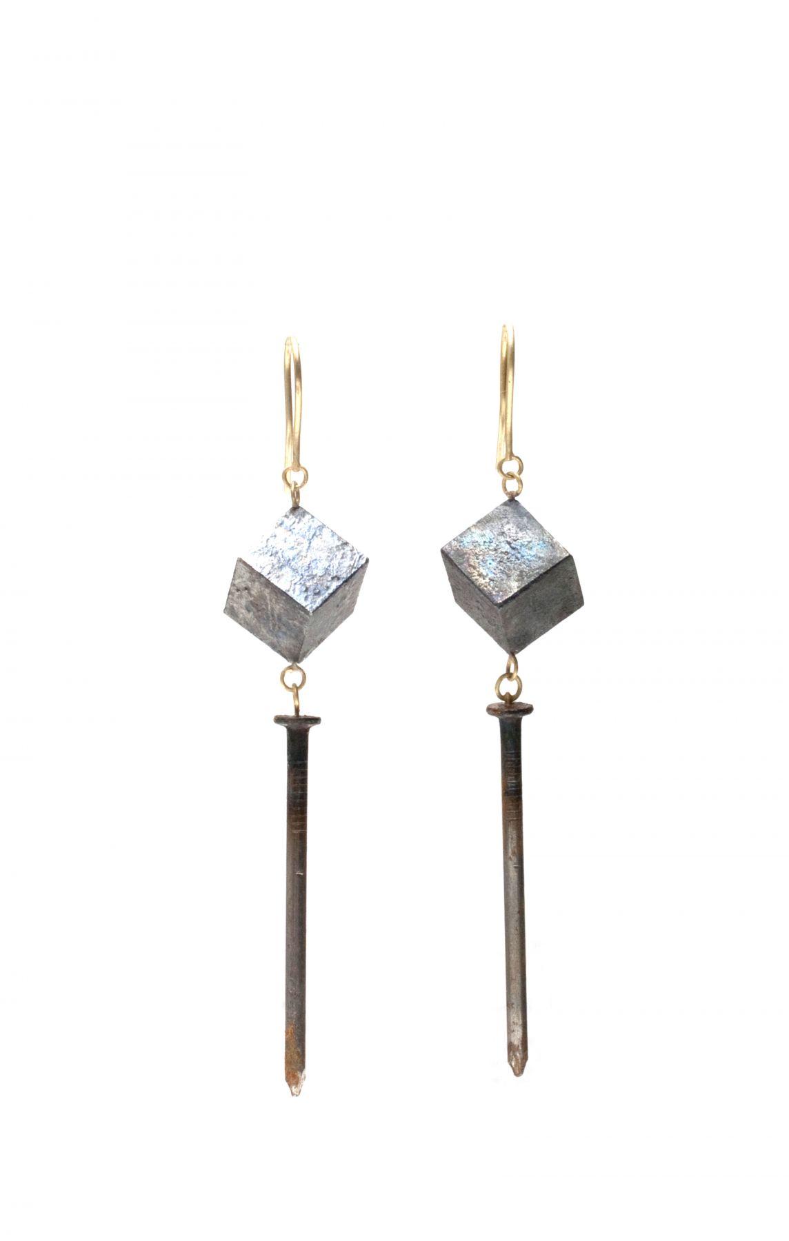 Philip Sajet earrings