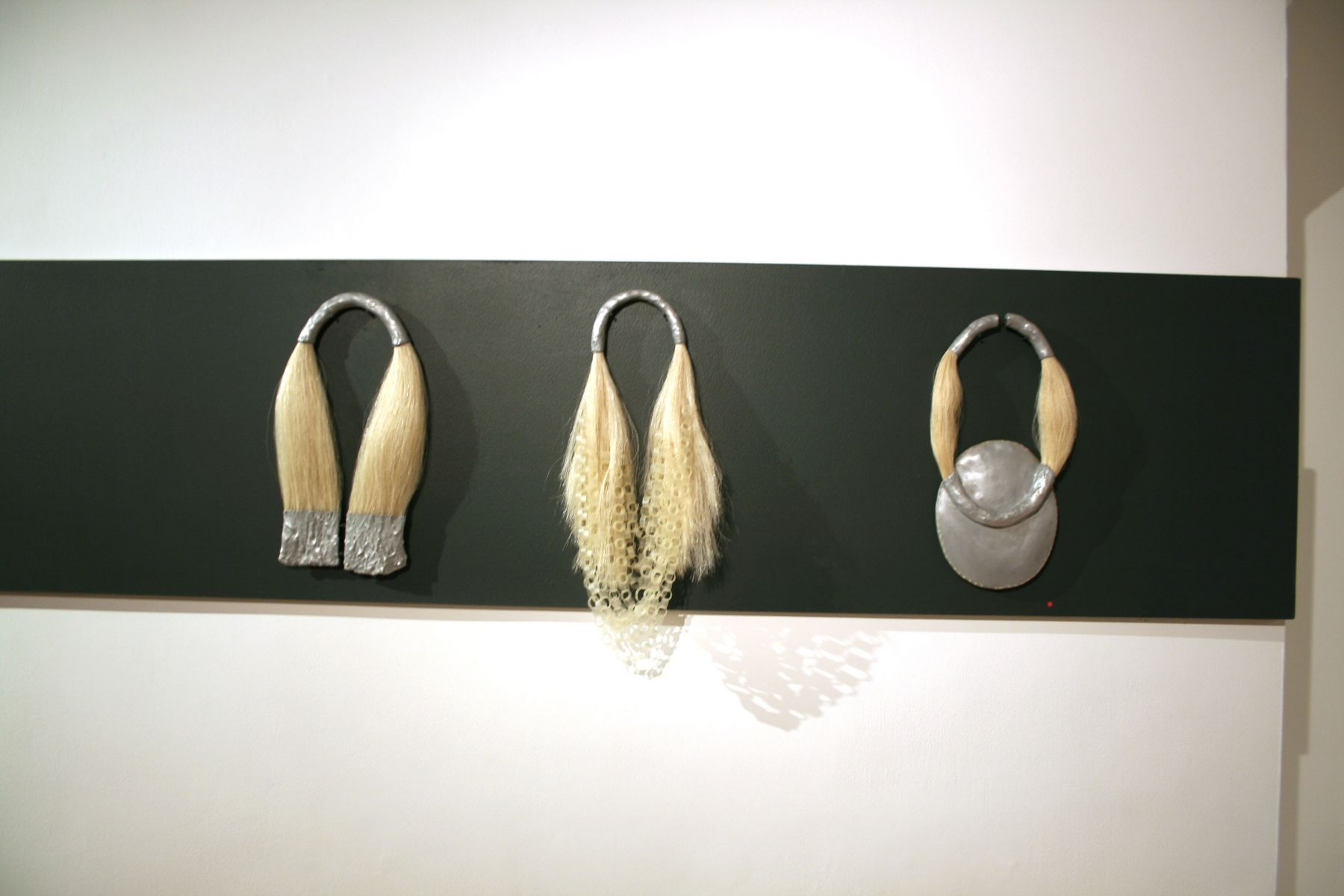 Agnes Larsson, necklace, hair jewelry