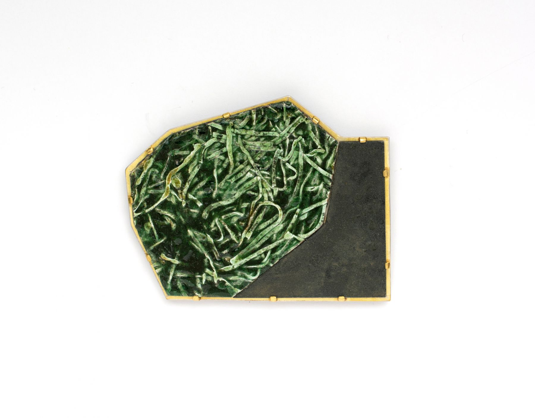 Ike Jünger germany, brooch