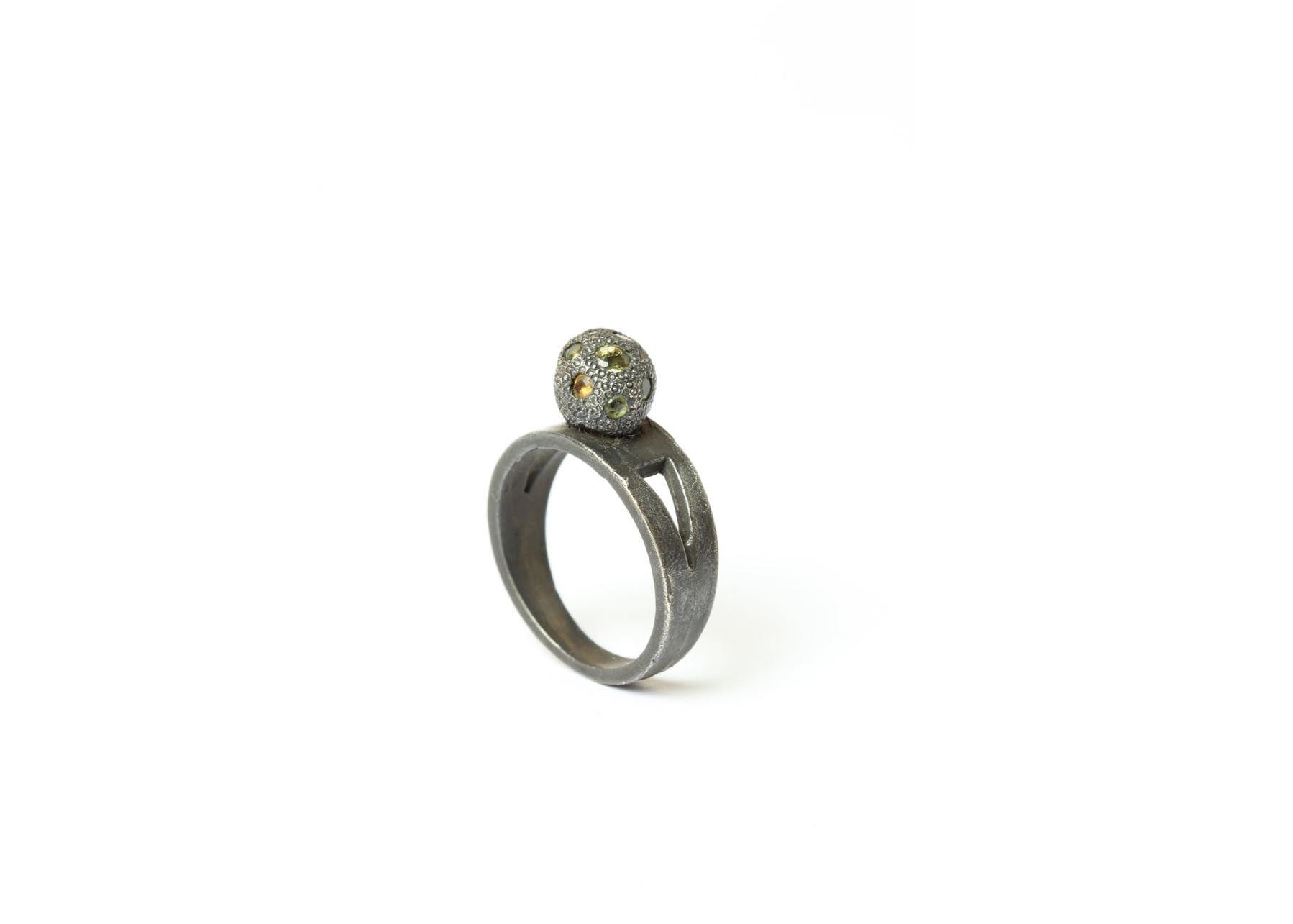 Karl Fritsch, Rings, German Design, New Zealand