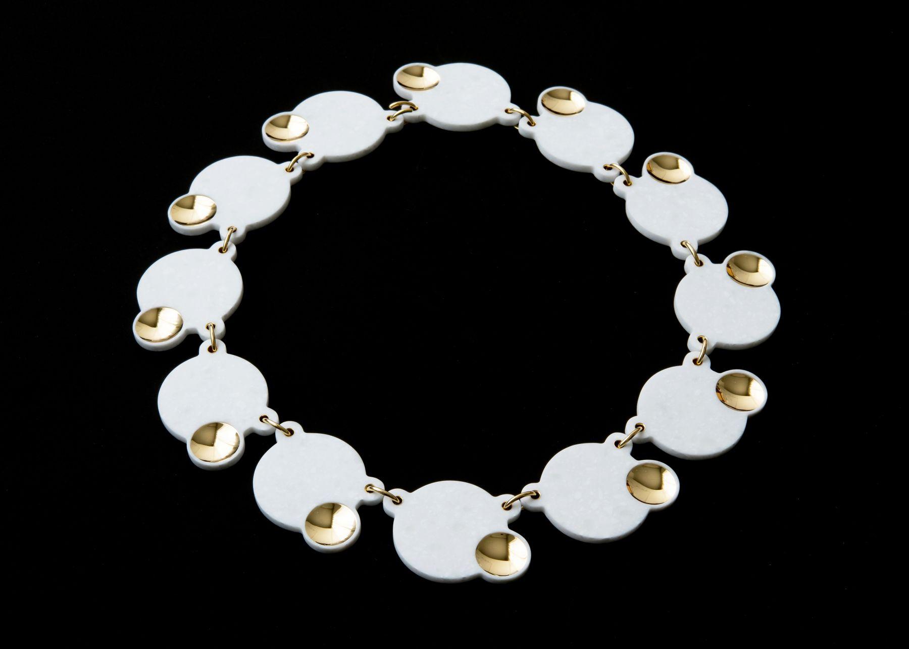 Jiro Kamata, Flare, necklace