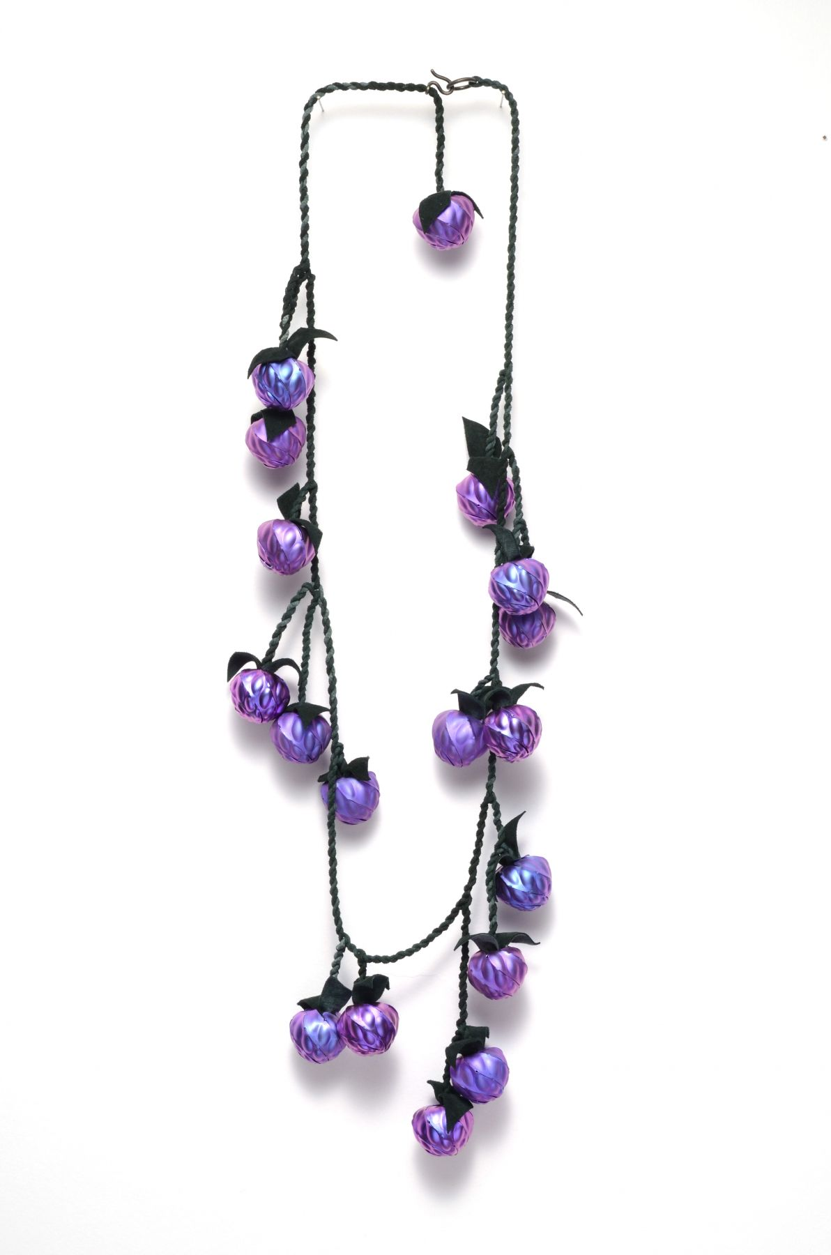 David Bielander Blackberries Necklace