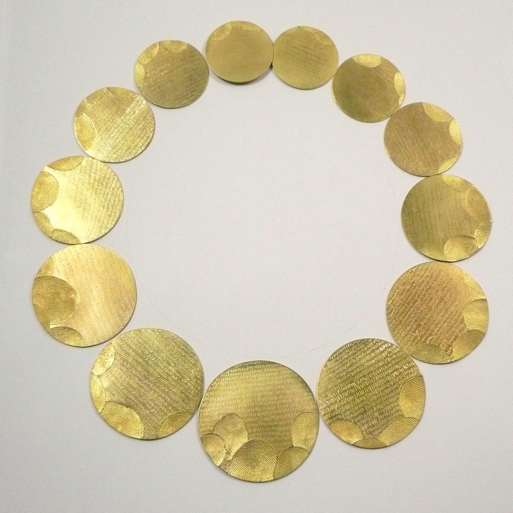 Gerd Rothmann gold necklace