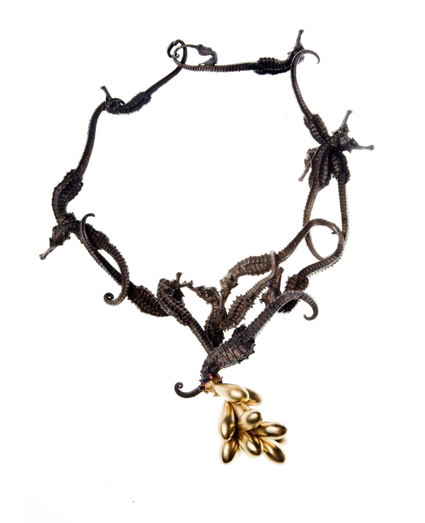 Tanel Veenre necklace seahorse