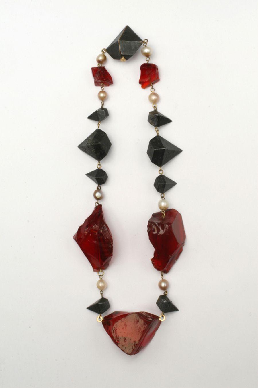 Philip Sajet, Broken Blood, Black Diamonds and Pearls