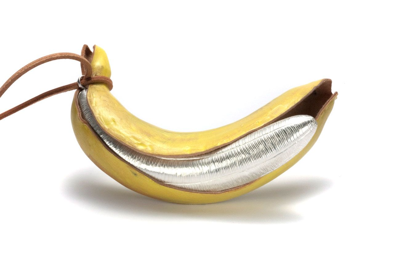 David Bielander Banana Necklace