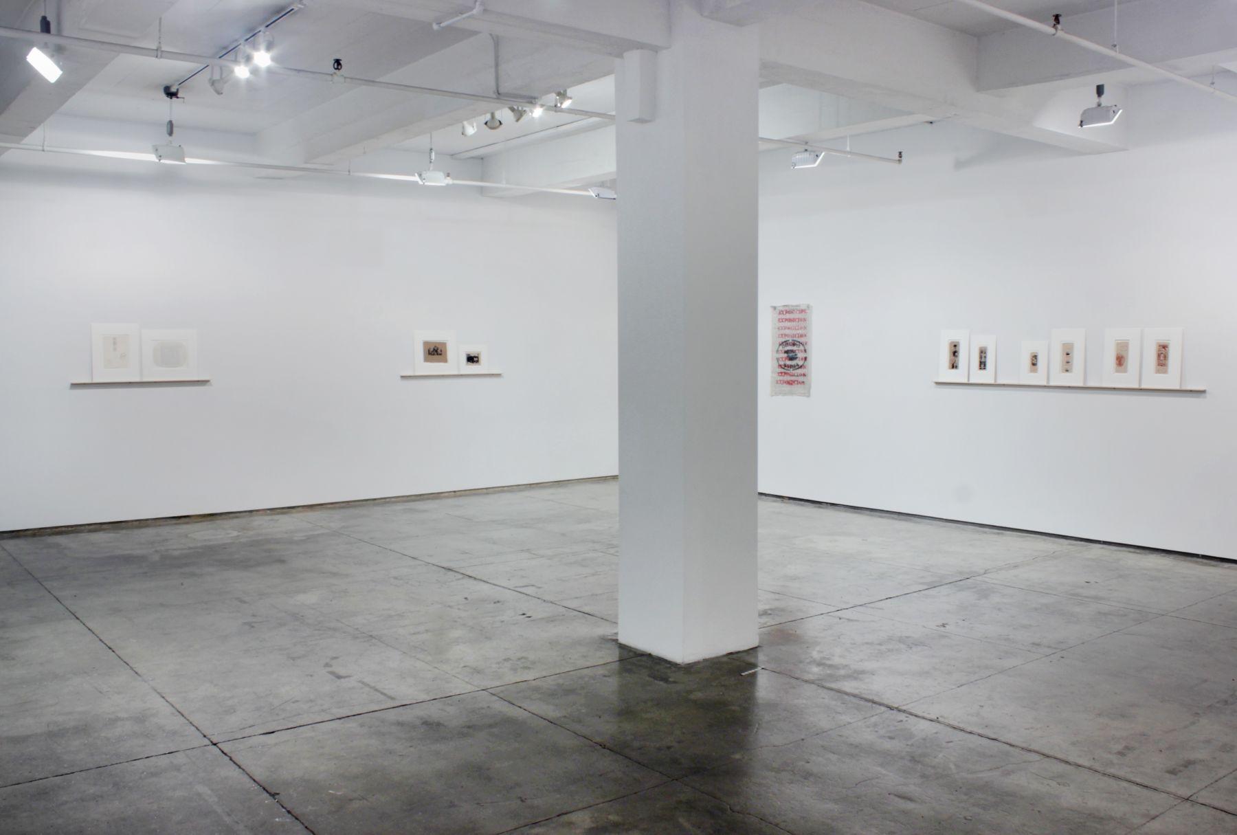 Grupo Suma, 2016, Installation view