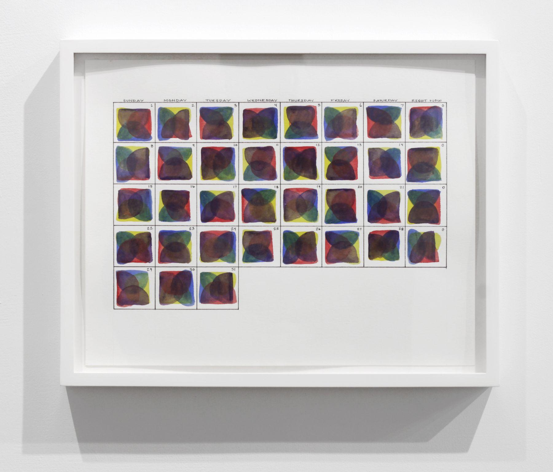 "Adam Henry, ""Days of Envelope Filter"", 2018"