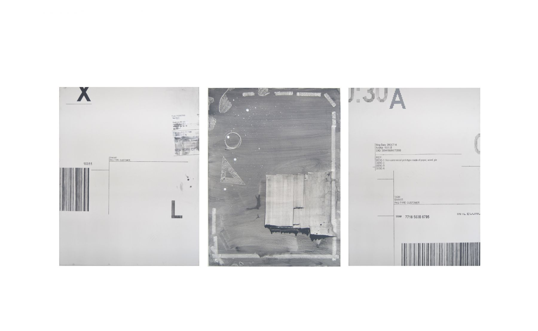 Pasaporte Footprint, Pasaporte 30A, Pasaporte XL (installation)
