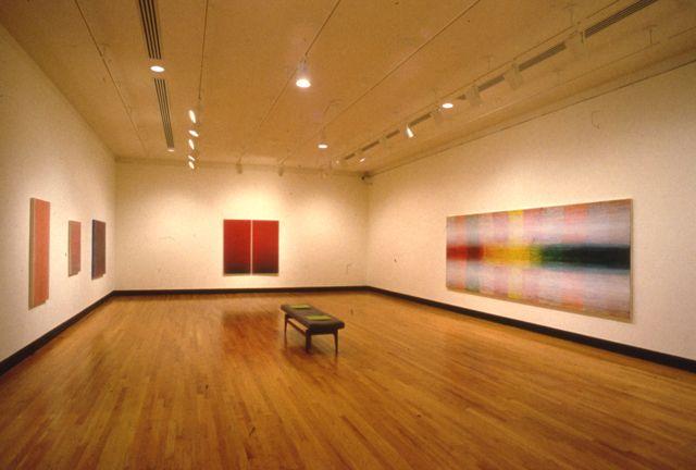 Krannert Museum installation 1989
