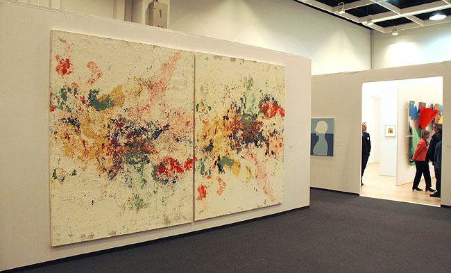 2005 Galerie Benden und Klimczak - Art Cologne