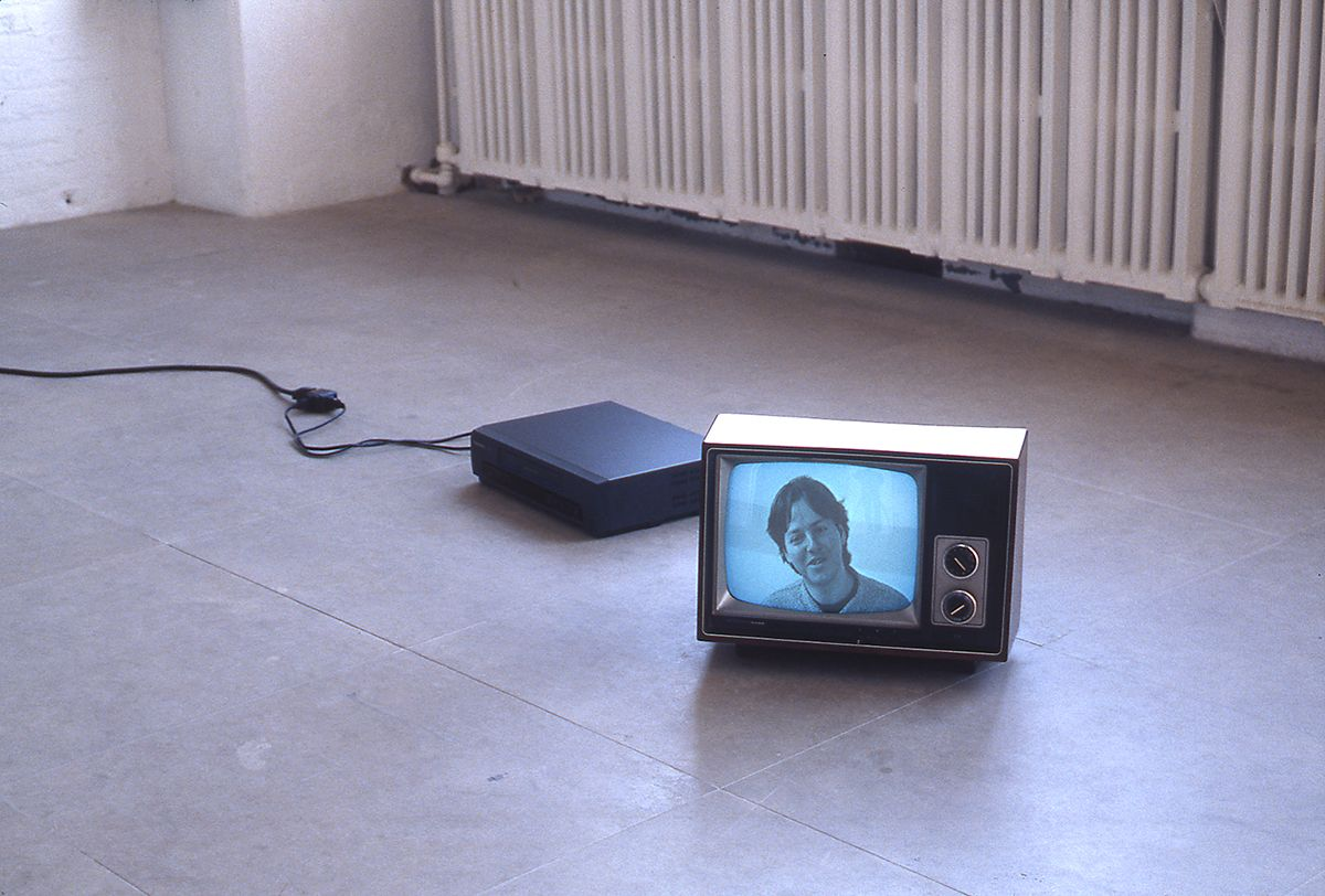 Lucy Gunning, Installation view, Malcolm, Lloyd, Angela, Norman, Jane, Greene Naftali, New York, 1998