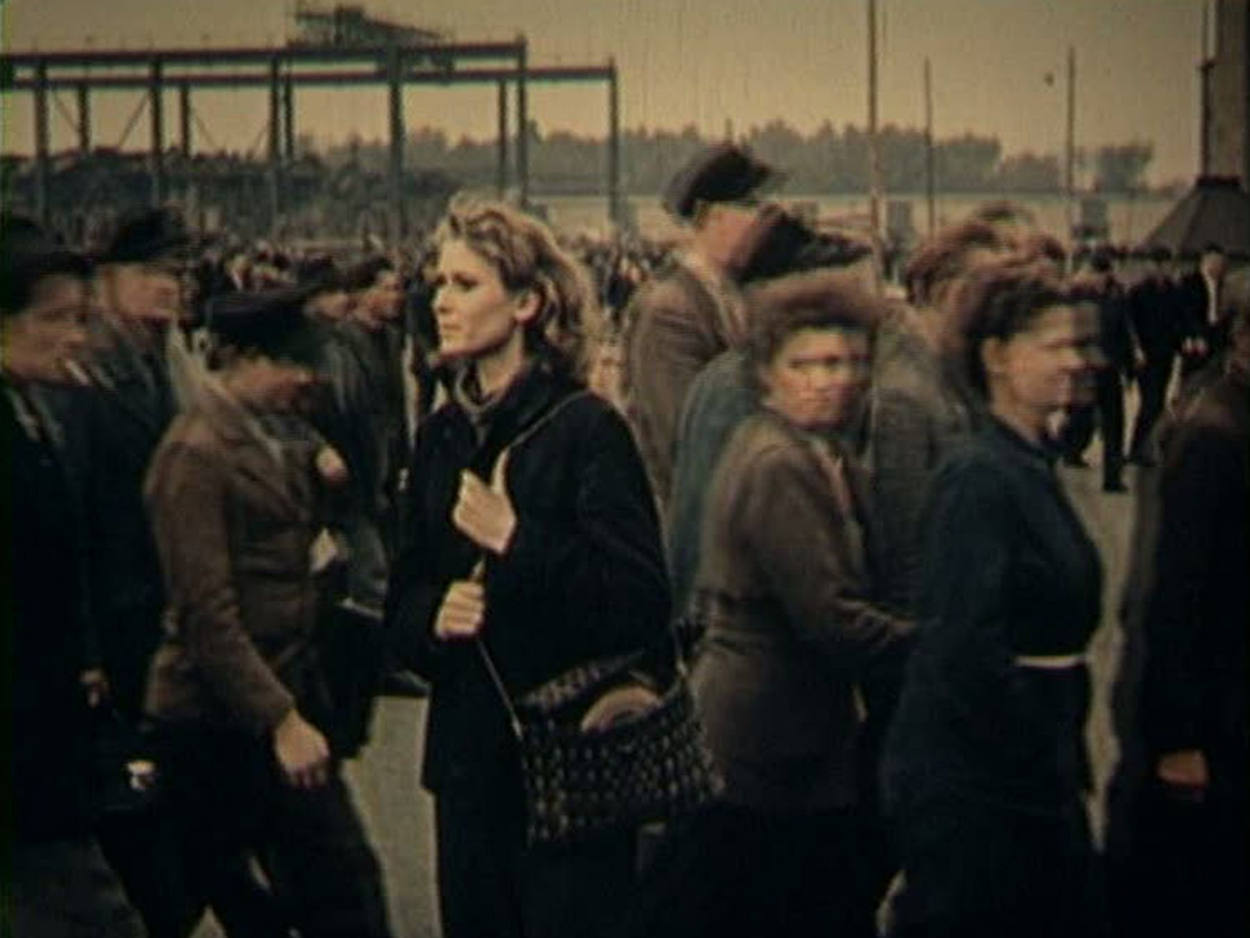 Workers Leaving the Factory in Eleven Decades,1995-2006 (still)