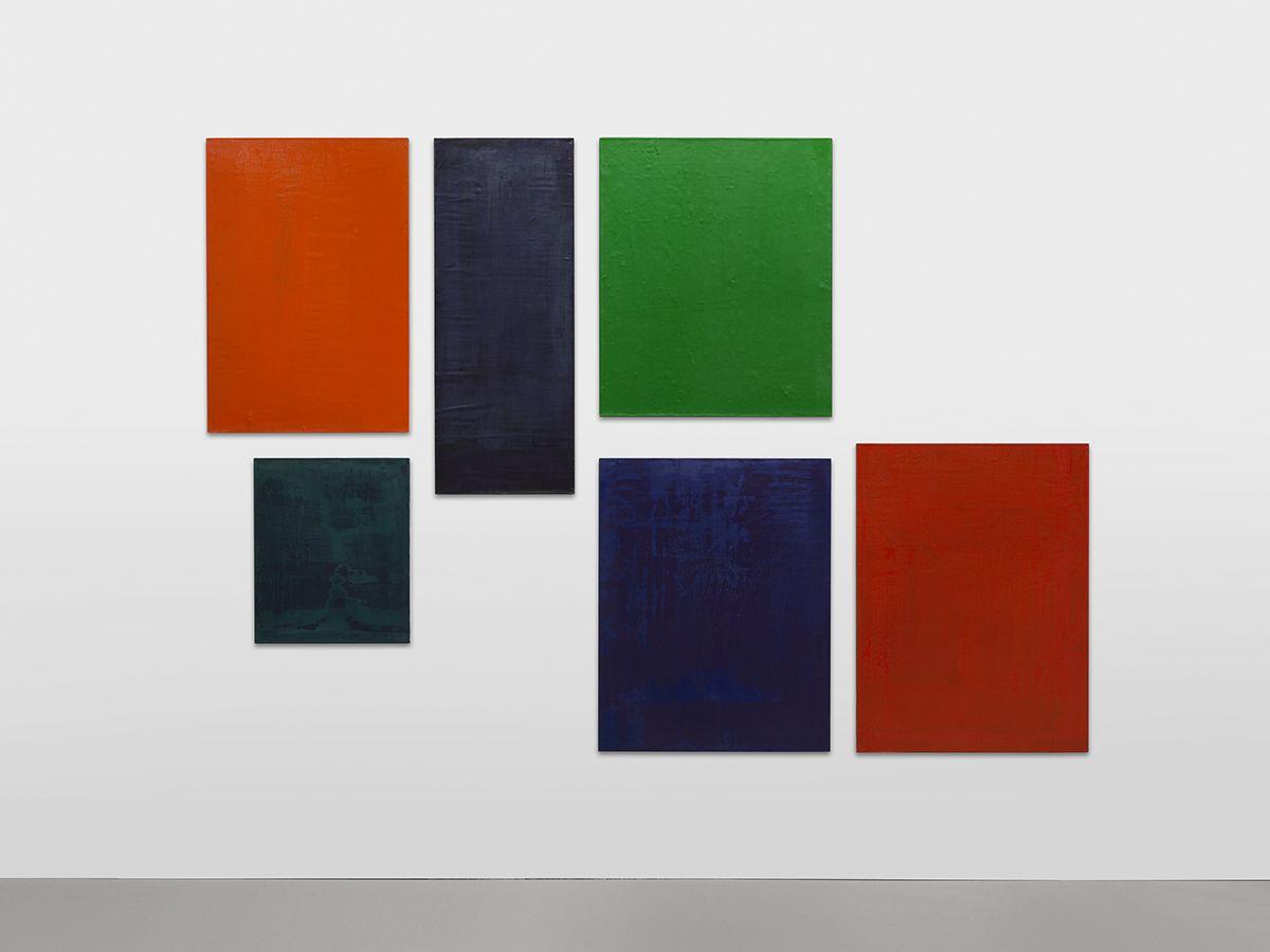 Günther Förg, Untitled, 1989