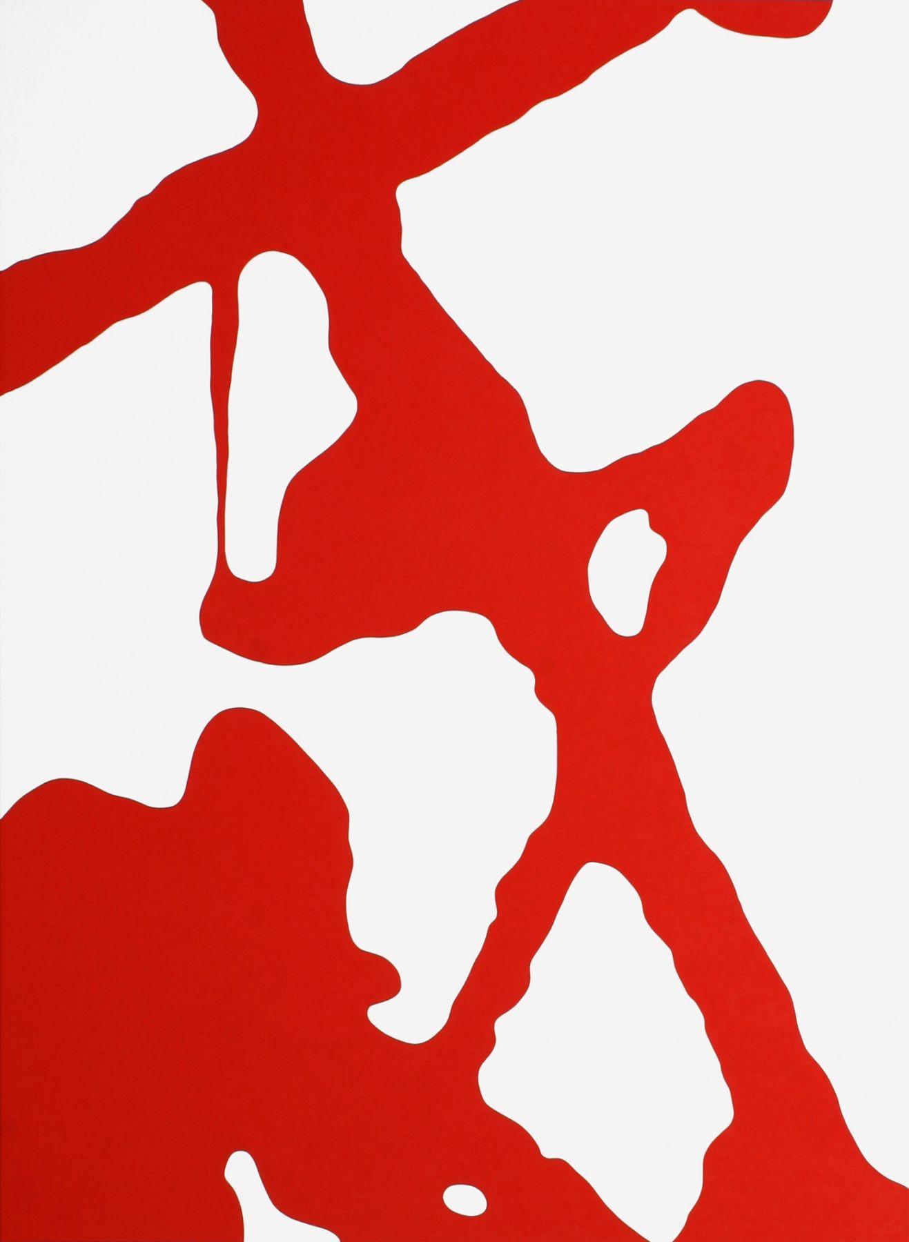 Study Pollock IV/IV, 2006, Oil on canvas