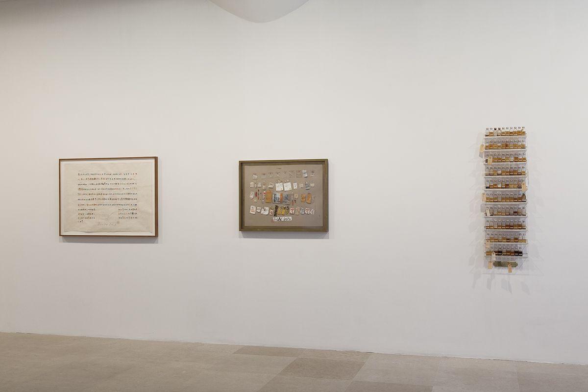 Candy Jernigan, Installation view, Greene Naftali, 2014