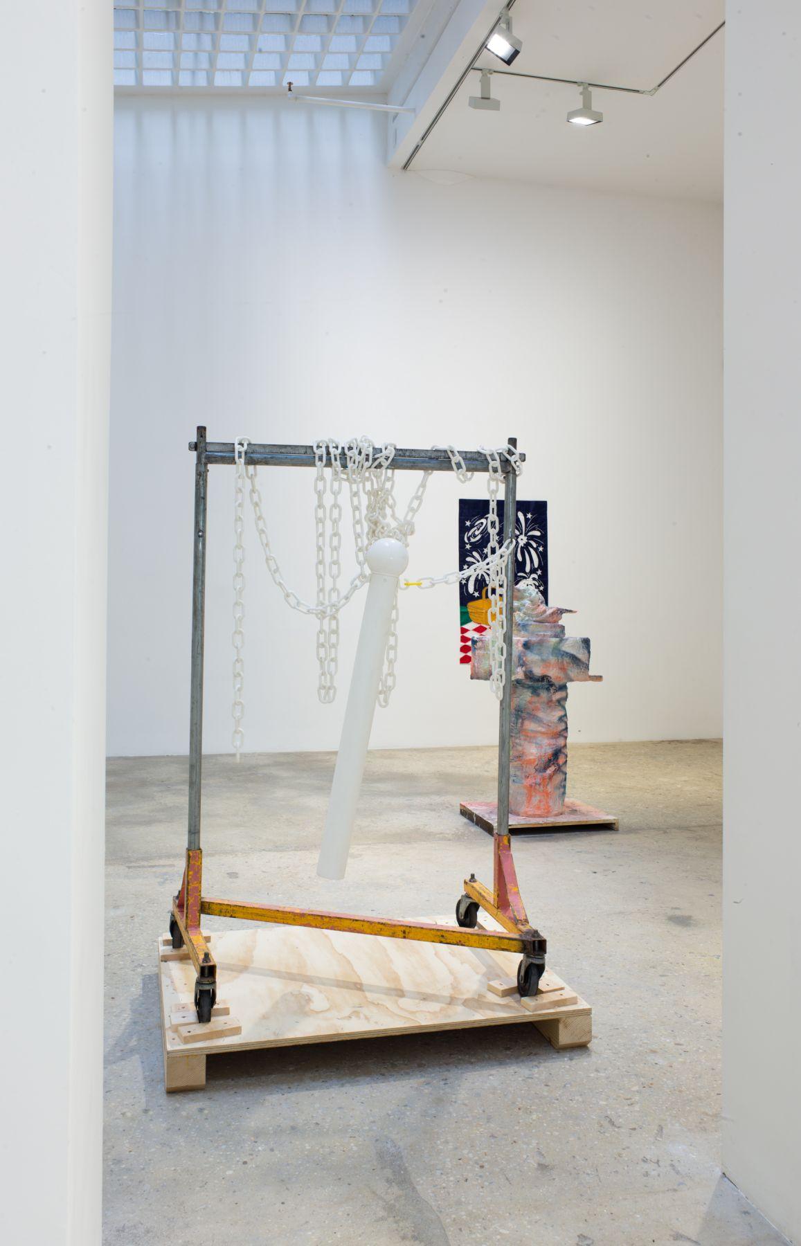 Rachel Harrison, Prasine, Greene Naftali, New York, 2017