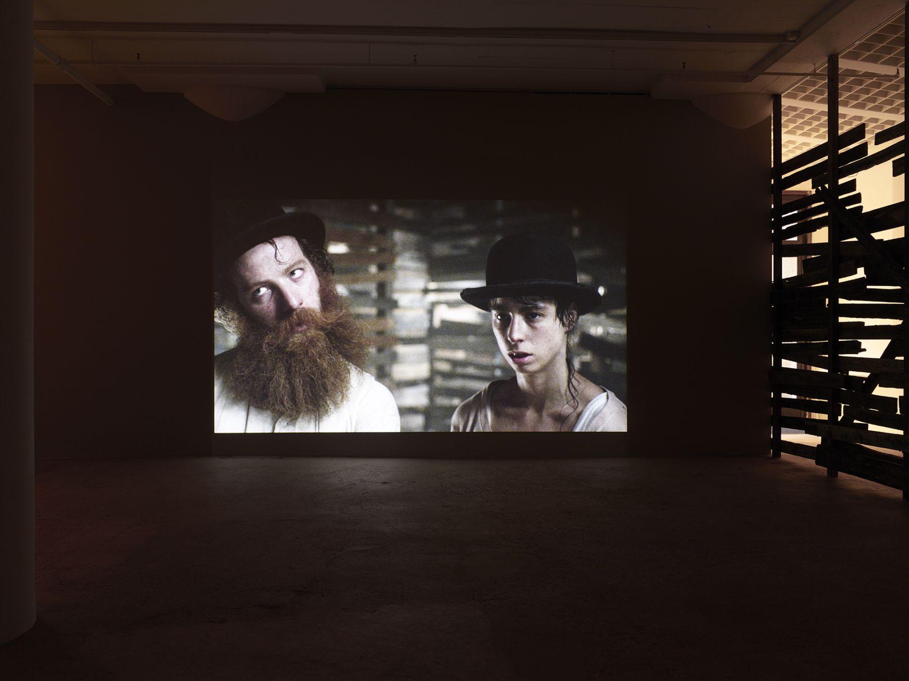Installation view,Body Electric,Greene Naftali, New York, 2015