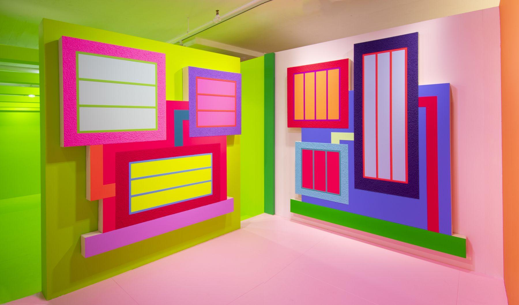 installation view. Greene Naftali, New York, 2019.