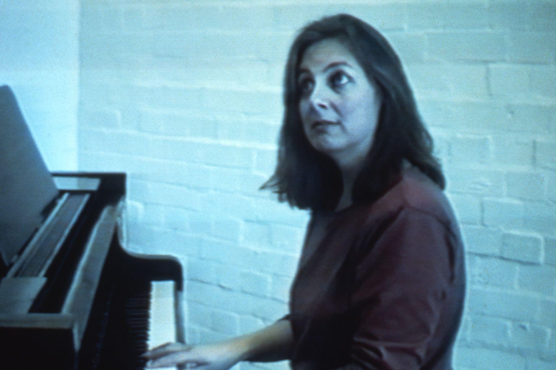 The Singing Lesson, 1994 (still),  VHS video, 60:00 min