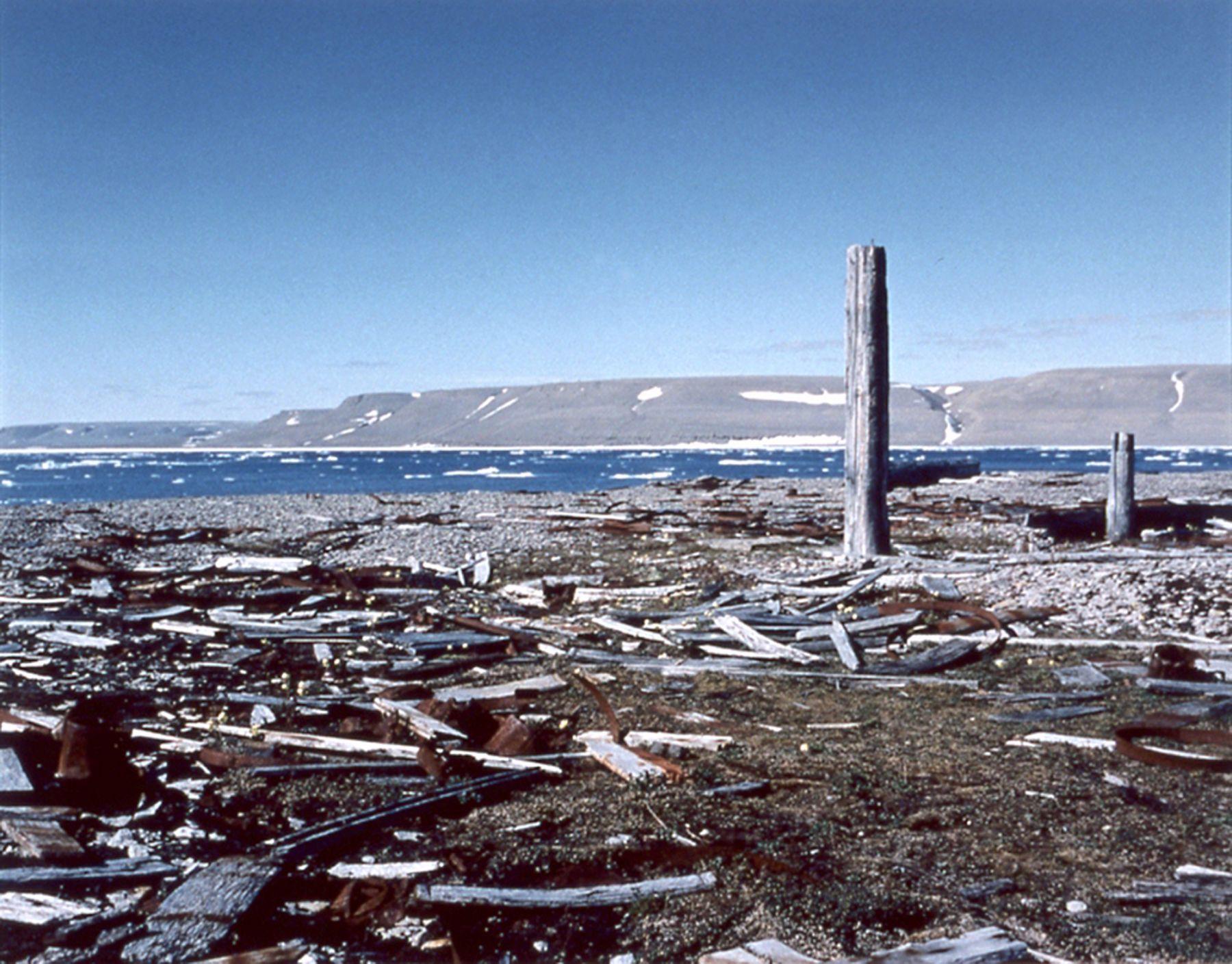Beechey Island #2, 1999